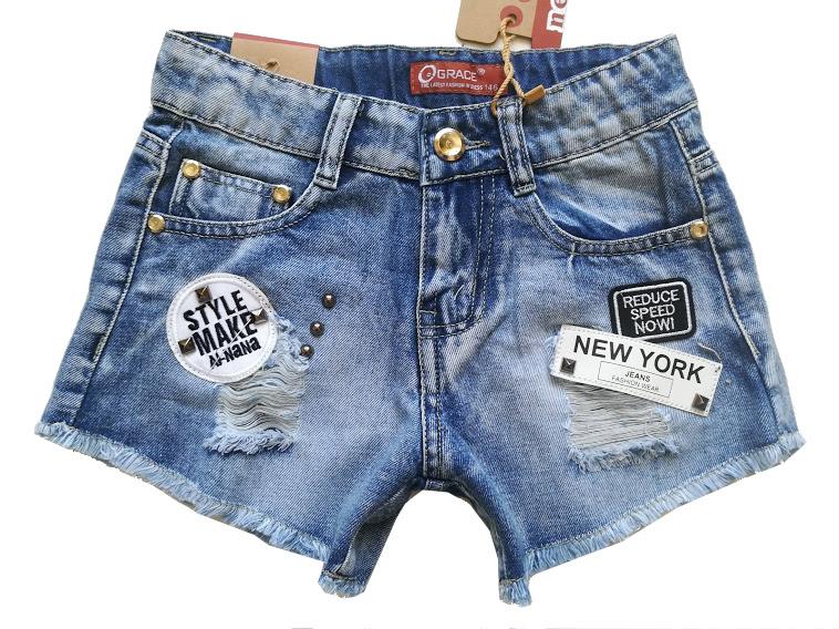 445e9303edb Kompletní specifikace · Ke stažení · Související zboží · Komentáře (0). Dívčí  džínové kraťasy   šortky.