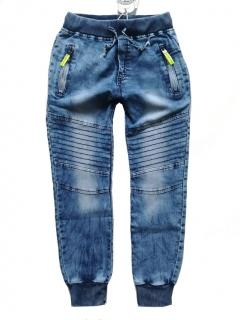 c2583b0000f Chlapecké džíny   rifle   kalhoty Black Style vel.134 - 158 empty